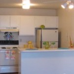 Parkwood Square Estates Apartment Kitchen