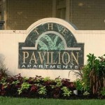 Pavilion Apartment Entrance