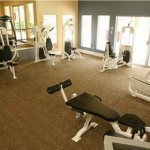 Pavilion Apartment Fitness Center