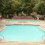 Pavilion Apartment Pool