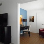 Remington Meadows Apartment Living Area