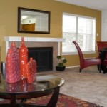 Remington Meadows Apartment Living Room