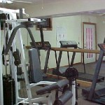Sedona Springs Apartment Fitness Center