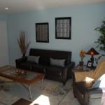Sedona Springs Apartment Living Area