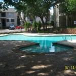 Sedona Springs Apartment Pool Area