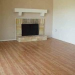 Shady Valley Square Apartment Fireplace