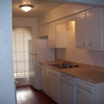 Shady Valley Square Apartment Kitchen