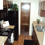 Sunset Point Apartment Kitchen