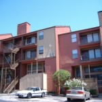 The Cascades Apartment Building View