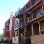 The Cascades Apartment Exterior
