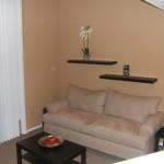 The Cascades Apartment Office Interior