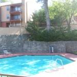 The Cascades Apartment Pool Area