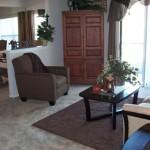 The Franciscan Of Arlington Apartment Living Room